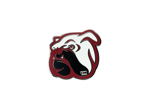 M State Bulldog Head Pin (MSLP04)