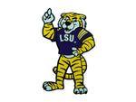LSU Mike Lapel Pin