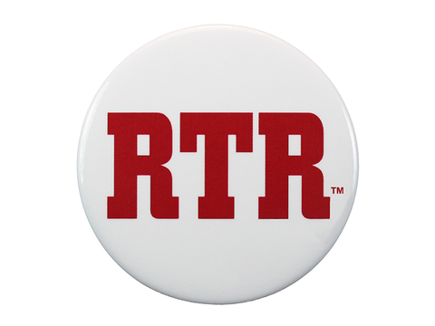 RTR White Button