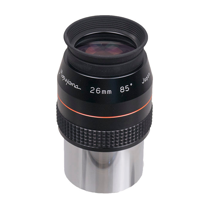 Masuyama High-End Japanese Wide Field Eyepiece 26mm, 85° AFOV