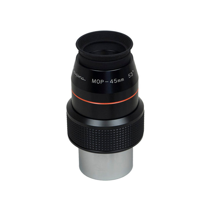 Masuyama High-End Japanese Long Focal Length Eyepiece 45mm, 53° AFOV