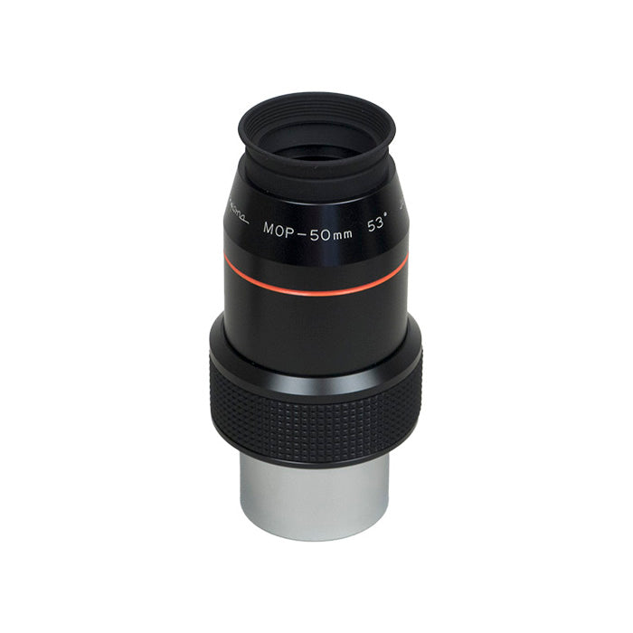 Masuyama High-End Japanese Long Focal Length Eyepiece 50mm, 53° AFOV
