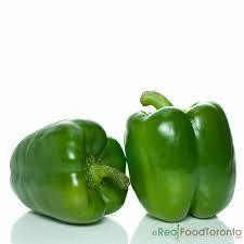 Green Pepper (Large)