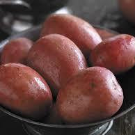 Large Red Rooster Potatoes (per potato)