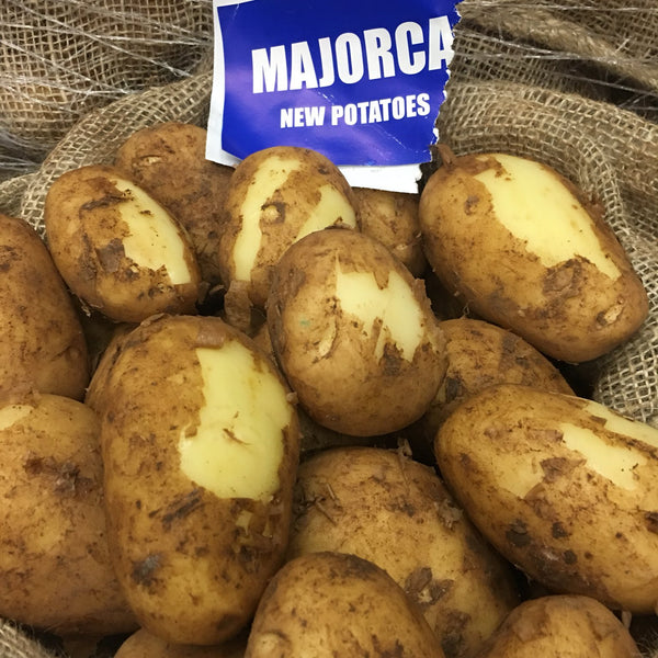 Majorca Potatoes kilo