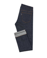 Load image into Gallery viewer, Contrast Stitch Selvedge Rigid Jeans