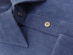 Load image into Gallery viewer, Navy Fine Corduroy Shirt