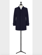 Load image into Gallery viewer, Navy Waterproof Car Coat