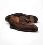 Load image into Gallery viewer, Suede Flex Loafers