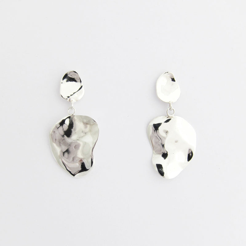 MARA Silver Earrings