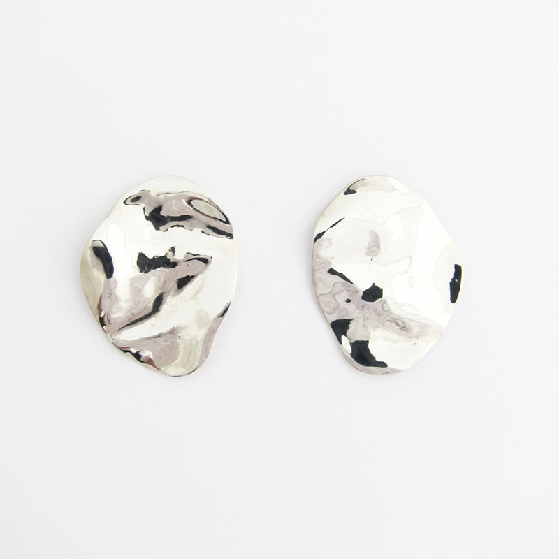 AVA SILVER EARRINGS