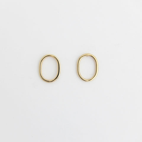 14k GOLD CAMILA S EARRINGS