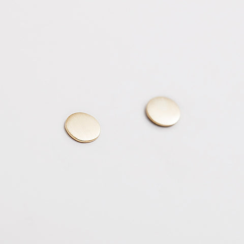 14k gold ONO Earrings