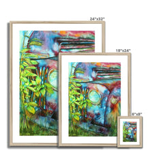 Load image into Gallery viewer, Well Seasoned Framed & Mounted Print