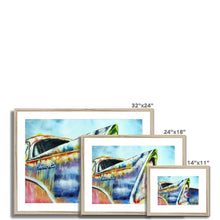 Load image into Gallery viewer, Cool Coronet Wall Art Framed & Mounted Print