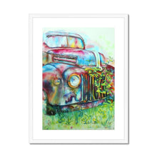 Load image into Gallery viewer, Wall Art Fine Art Print White Frame