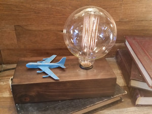 Airplane Touch Sensor  Lamp