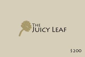 The Juicy Leaf Gift Card