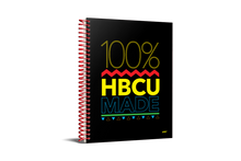 Load image into Gallery viewer, 100% HBCU NOTEBOOK