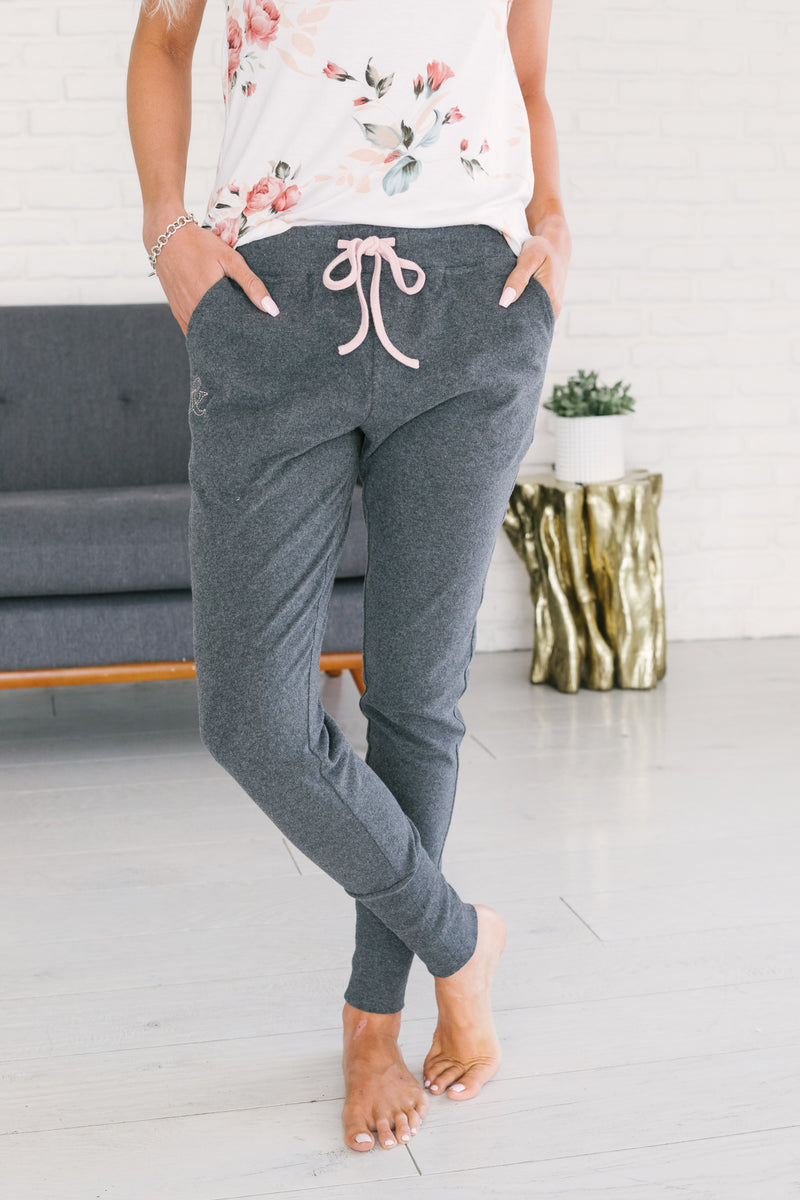 PREORDER - Perfect Joggers - Grey