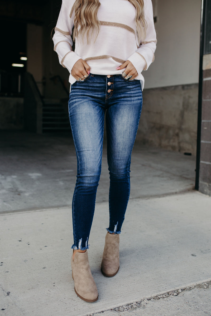 Hunter Skinny Jeans