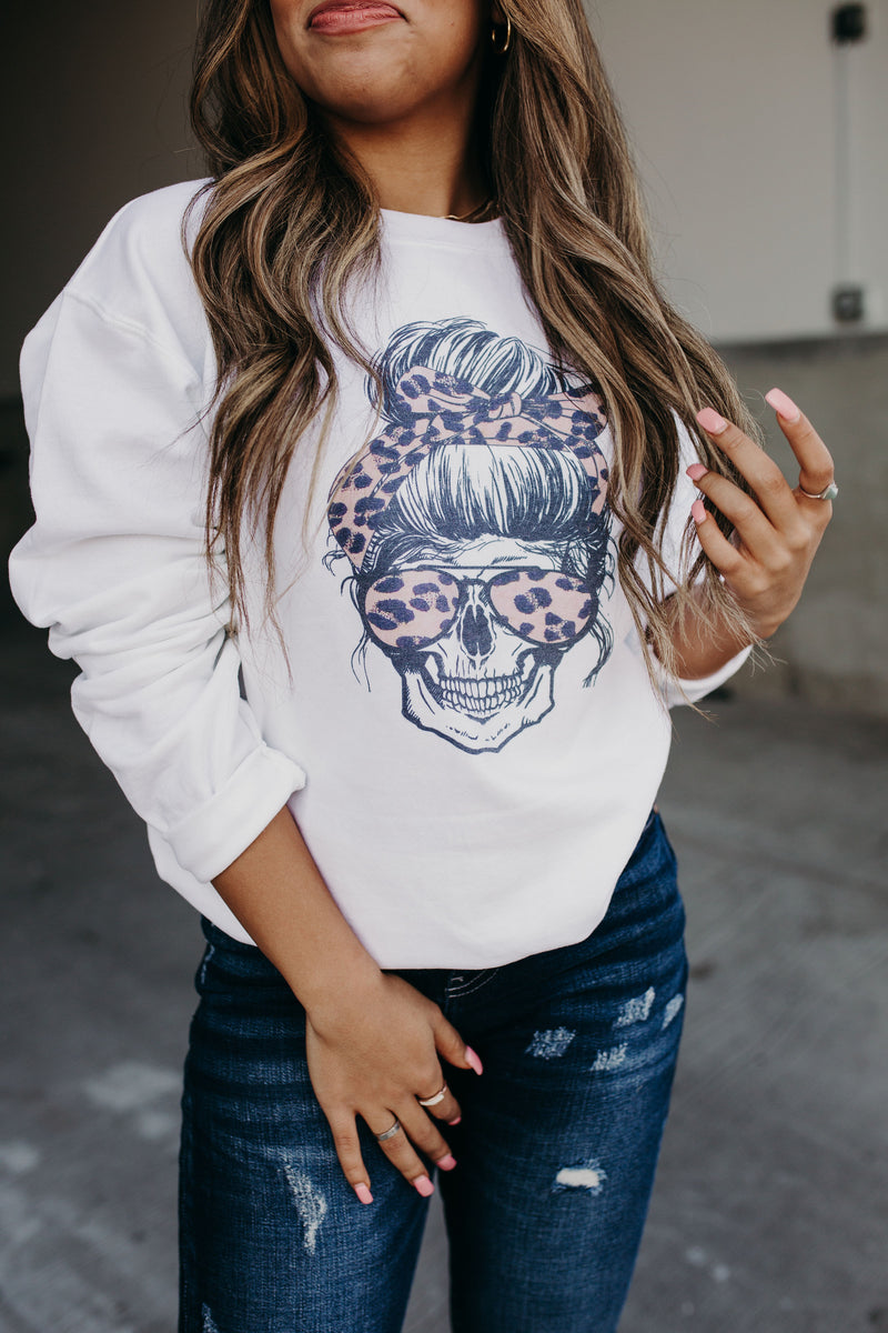 Fab to the Bone Pullover