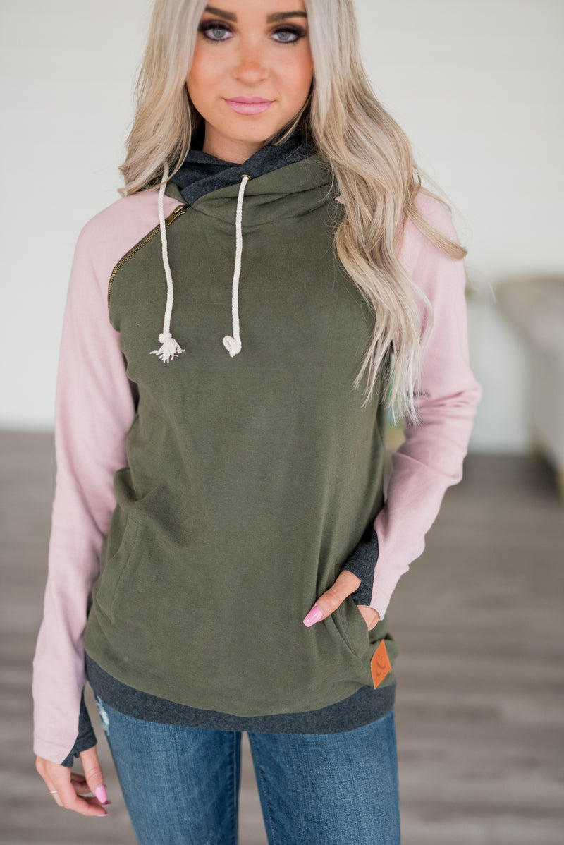 Baseball DoubleHood™ Sweatshirt - Do Gooder