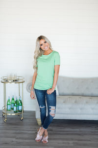 Lulu Everyday Crew - Lime