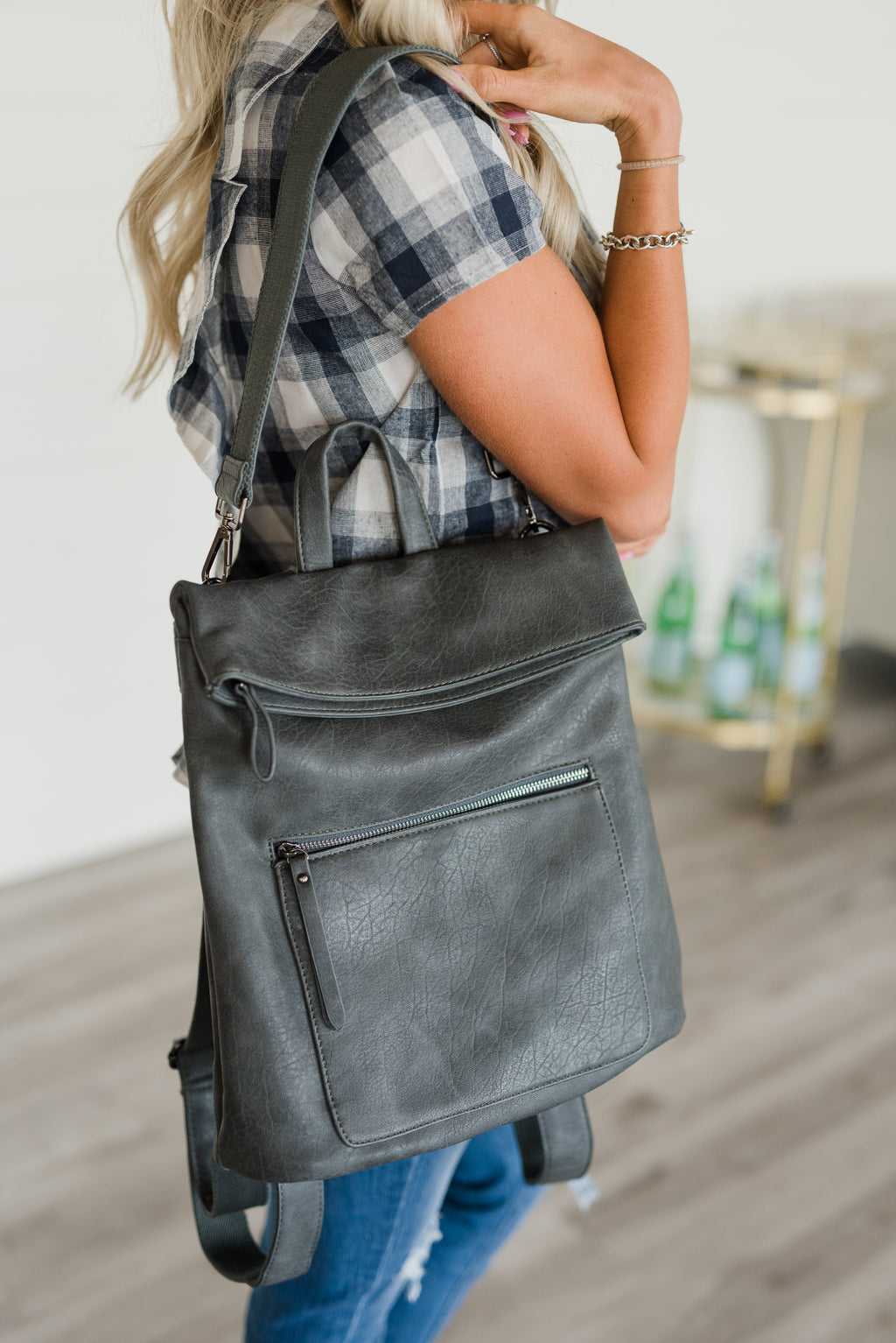 Lennon Backpack - Slate