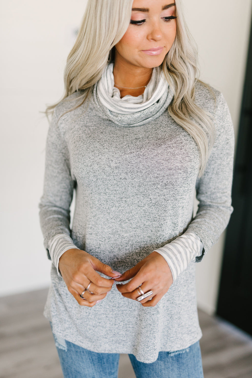 Whitney Layered Top