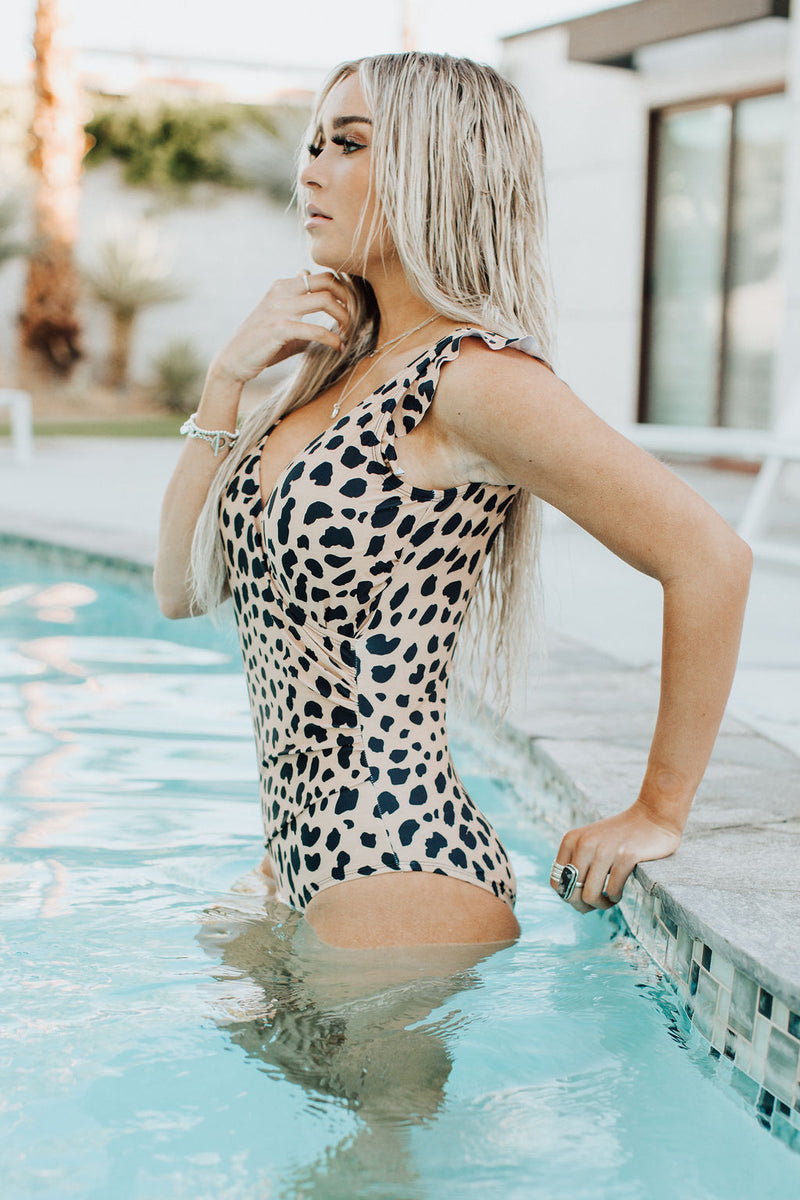 PREORDER - Wild One Swimsuit