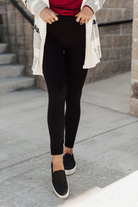 Game Changer Leggings - Black
