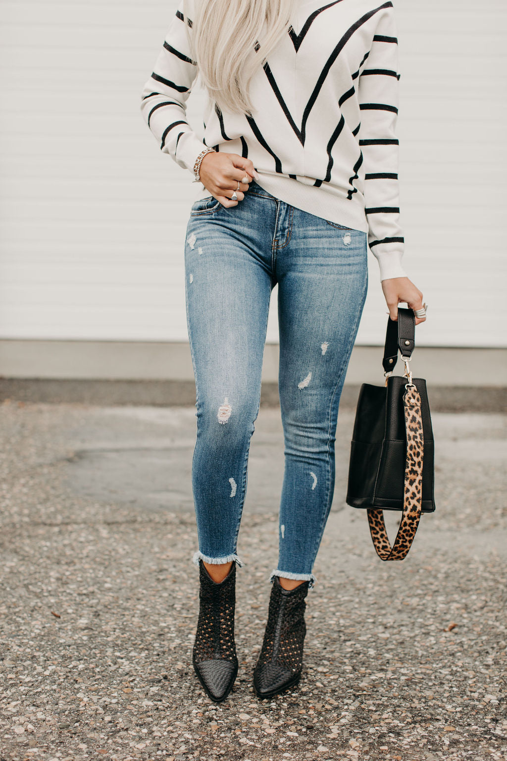 Now or Never Skinny Jeans