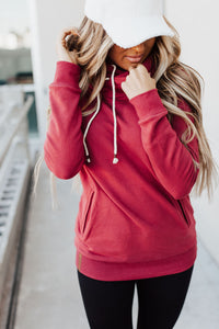 Singlehood Sweatshirt - Berry