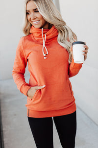 Singlehood Sweatshirt - Orange