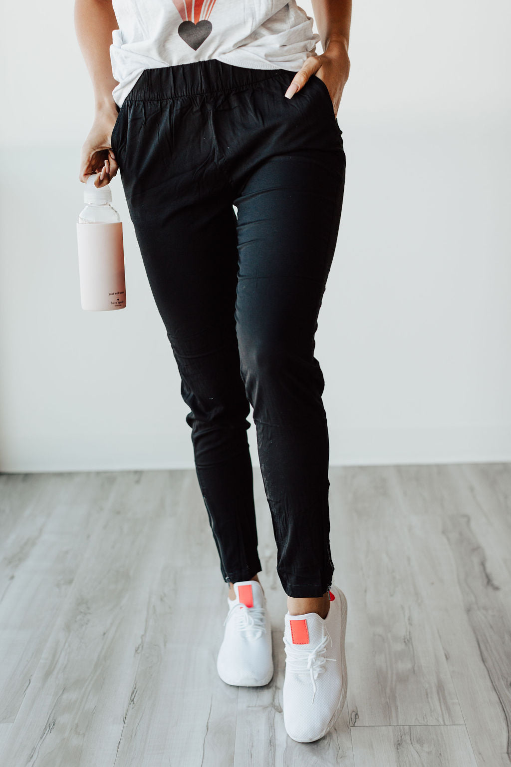Ankle Zip Joggers