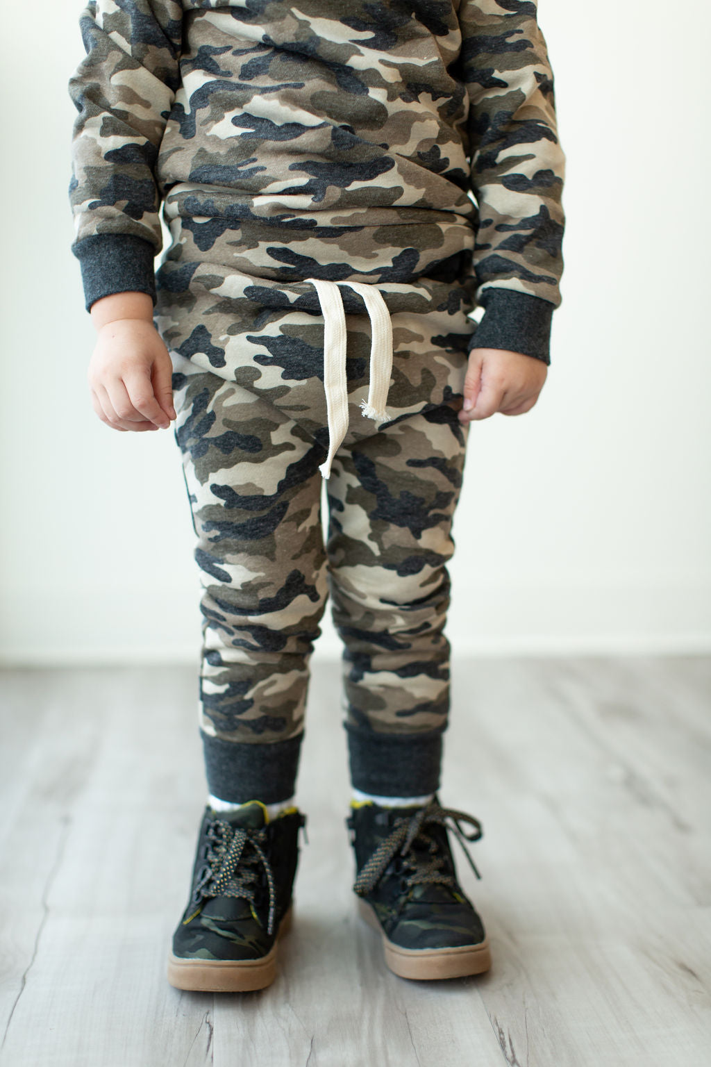 Kids - Camo All Over Joggers
