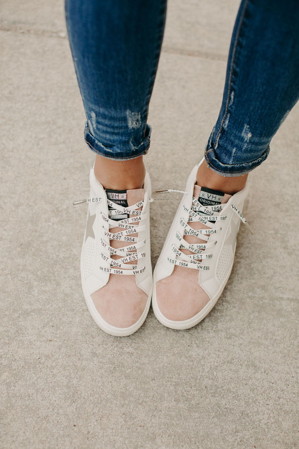 Gadol Sneakers - Blush