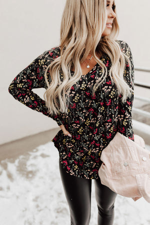 Betty Floral Tee