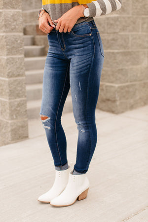 August Skinny Jeans