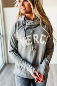 DoubleHood™ Sweatshirt - Merci