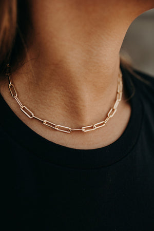 Essential Chain Link Necklace