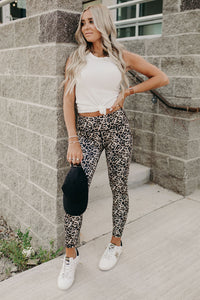 Rebel Cheetah Leggings