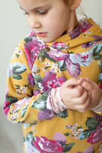 Kids - Blooming Floral DoubleHood™