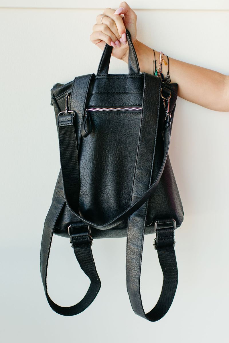 Lennon Backpack - Black