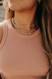 Mini Chain Link Choker