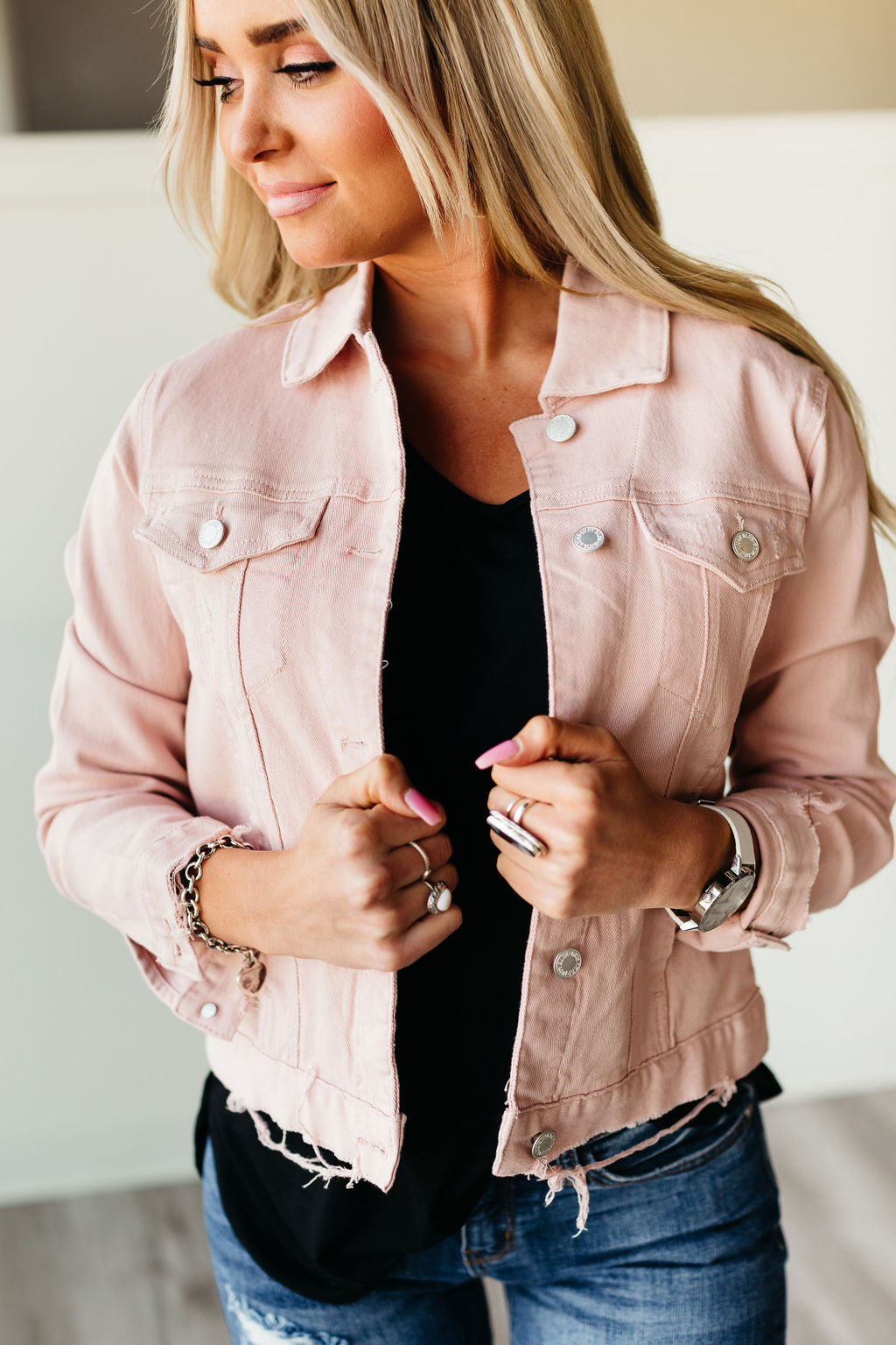 Georgia Denim Jacket