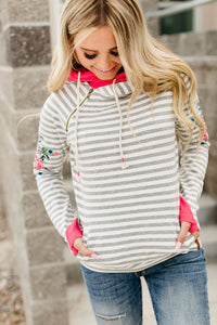 DoubleHood™ Sweatshirt - Meadow Lane