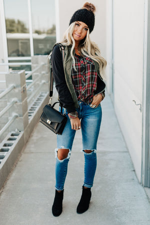 Clark Plaid Shirt