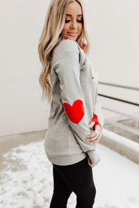 DoubleHood™ Sweatshirt - Lots of Love